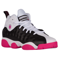 Jordan Jumpman Team II - Girls' Grade School - Black / White