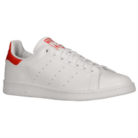 adidas Originals Stan Smith - Men's - White / Red