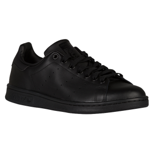 adidas Originals Stan Smith - Men's - Black/Black/Black