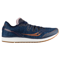 Saucony Freedom ISO - Men's - Navy / Navy