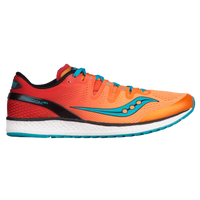 Saucony Freedom ISO - Men's - Orange / Red