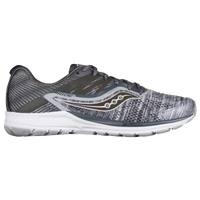 Saucony Ride 10 - Men's - Grey / White