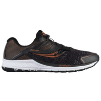Saucony Ride 10 - Men's - Black / Navy
