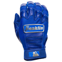 Franklin CFX Pro Batting Gloves - Men's - Blue / Silver