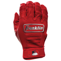 Franklin CFX Pro Batting Gloves - Men's - Red / Silver