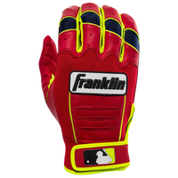 Franklin CFX Pro Batting Gloves - Men's - Red / Yellow