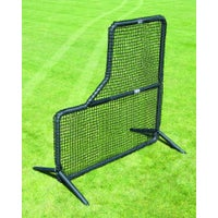 Jugs Protector Series L Shaped Screen - Dark Green / Dark Green
