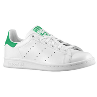 adidas Originals Stan Smith - Boys' Grade School - White / Green