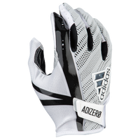 adidas 5-Star 6.0 Receiver Gloves - Men's - White / Black