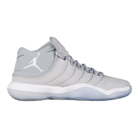 Jordan Super.Fly 2017 - Men's - Grey / White