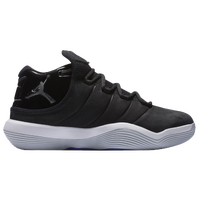 Jordan Super.Fly 2017 - Boys' Grade School - Black / Grey