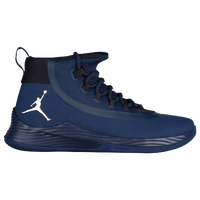 Jordan Ultra.Fly 2 - Men's - Navy / Black