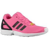 adidas Originals ZX Flux - Girls' Grade School - PInk / Black