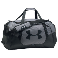 Under Armour Undeniable Medium Duffel 3.0 - Grey / Black