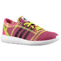 adidas Element Refine - Girls' Grade School - Pink / Black