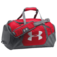 Under Armour Undeniable Small Duffel 3.0 - Red / Grey