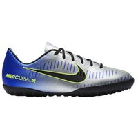Nike Mercurial Victory VI TF - Boys' Grade School - Blue / Black