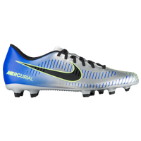 Nike Mercurial Vortex III FG - Men's - Blue / Black