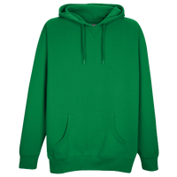 Eastbay Core Fleece Hoodie - Men's - Green / Green