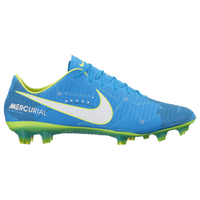 Nike Mercurial Vapor XI FG - Men's - Light Blue / White