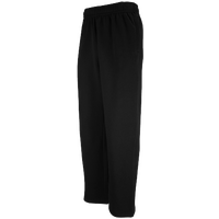 Eastbay Core Fleece Pants - Men's - All Black / Black