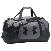 Under Armour Undeniable Large Duffel 3.0 - Grey / Black