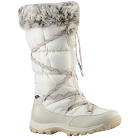 Timberland Chillberg Over the Chill Boots - Women's - White / Grey