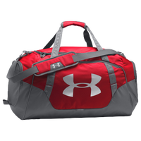Under Armour Undeniable Large Duffel 3.0 - Red / Grey
