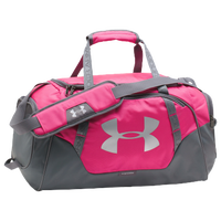 Under Armour Undeniable Large Duffel 3.0 - Pink / Grey