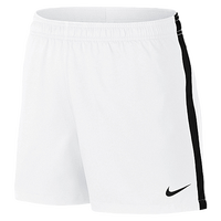 Nike Squad Shorts - Women's - White / Black