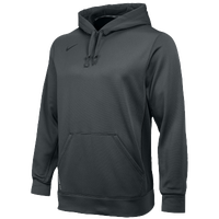 Nike Team KO Hoodie - Men's - Grey / Black