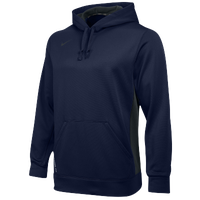 Nike Team KO Hoodie - Men's - Navy / Grey