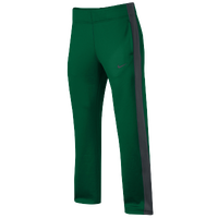 Nike Team KO Pants - Women's - Dark Green / Grey