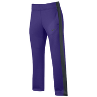 Nike Team KO Pant - Women's - Purple / Grey