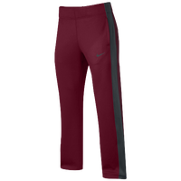 Nike Team KO Pant - Women's - Maroon / Grey