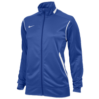 Nike Team Enforcer Warm-Up Jacket - Women's - Blue / White