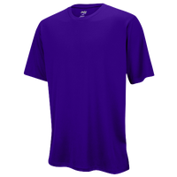 Eastbay Team Training T-Shirt 2.0 - Purple / Purple