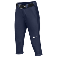 Nike Team Vapor Pro 3/4 Pants - Women's - Navy / Navy