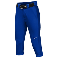 Nike Team Vapor Pro 3/4 Pants - Women's - Blue / Blue