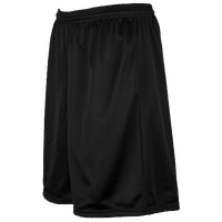 Eastbay Team PE Shorts - All Black / Black
