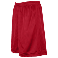 Eastbay Team PE Shorts - Red / Red