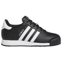 adidas Originals Samoa - Boys' Grade School - Black / White
