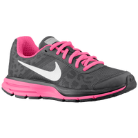 Nike Air Pegasus+ 30 - Girls' Grade School - Grey / Pink