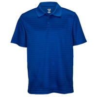 Eastbay EVAPOR Team Performance Polo 2.0 - Men's - Blue / Blue