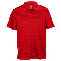 Eastbay EVAPOR Team Performance Polo 2.0 - Men's - Red / Red