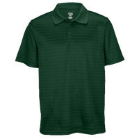 Eastbay EVAPOR Team Performance Polo 2.0 - Men's - Dark Green / Dark Green