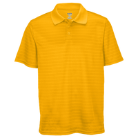 Eastbay EVAPOR Team Performance Polo 2.0 - Men's - Gold / Gold