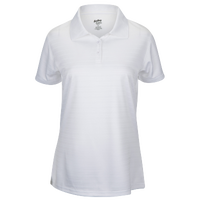 Eastbay EVAPOR Team Performance Polo 2.0 - Women's - All White / White