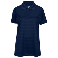 Eastbay EVAPOR Team Performance Polo 2.0 - Women's - Navy / Navy