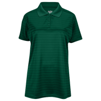 Eastbay EVAPOR Team Performance Polo 2.0 - Women's - Dark Green / Dark Green